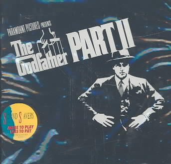 GODFATHER PART 2 (OST) BY ROTA,NINO (CD)