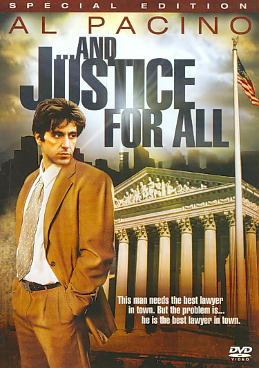 AND JUSTICE FOR ALL (SPECIAL EDITION) BY PACINO,AL (DVD)